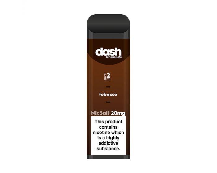 Best Nic Salt Device 2020.Dash Nic Salt Disposable Pod Tobacco