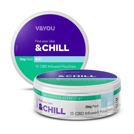 V&YOU &Chill CBD Pouches