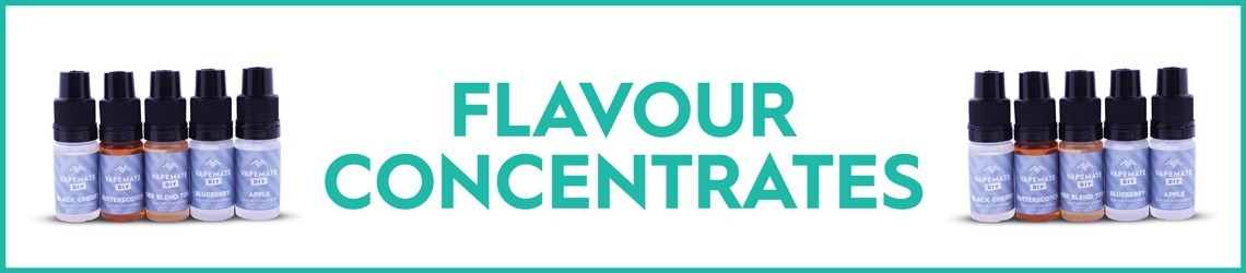 E Juice Flavour Concentrates