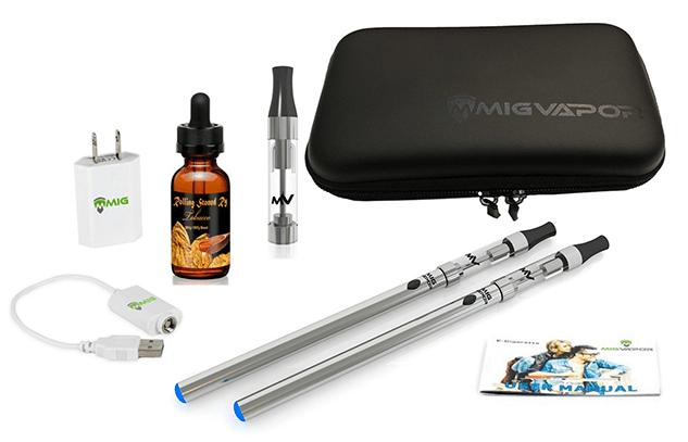 Mig 21 Clear Fusion Vape Pen Kit<